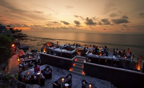 The Rock Bar, Bali, Indonesia